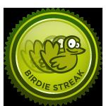Birdie Streak